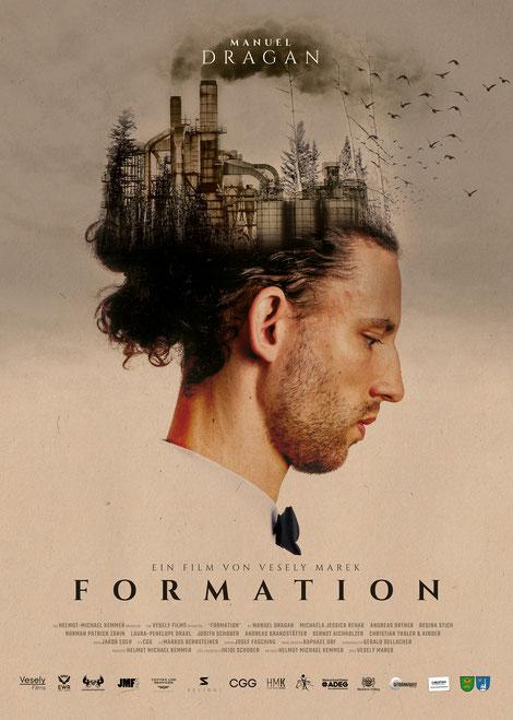 Formation Shortfilm Vesely Marek Director