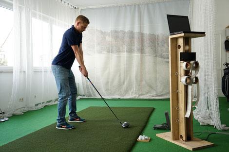 Sport Klamser Golf Fitting Werkstatt Ulm Dornstadt