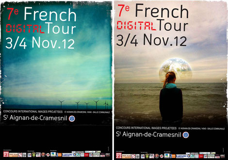 French Digital Tour 2012