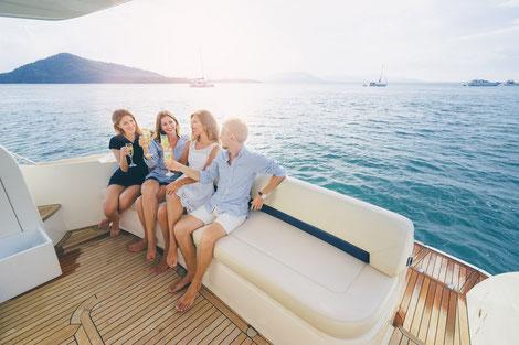 Segelreisen für Erwachsene