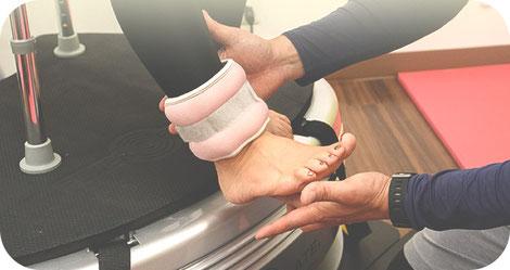 リハビリに特化した運動・健康管理のプログラム