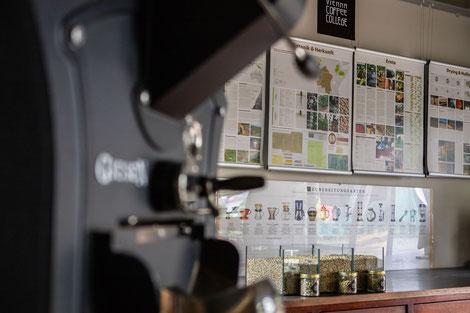 Kaffeewissen in der Kaffee Sommelier/ière Ausbildung