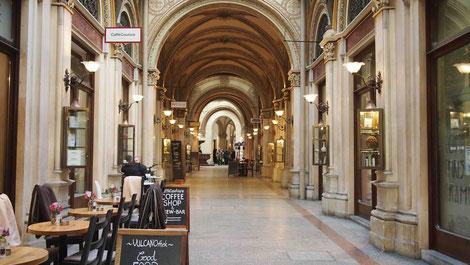 Die prunkvollen Wiener Kaffeehäuser sind meist nicht wirklich für ihre Kaffeequalität bekannt.
