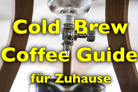 Cold Brew Maker