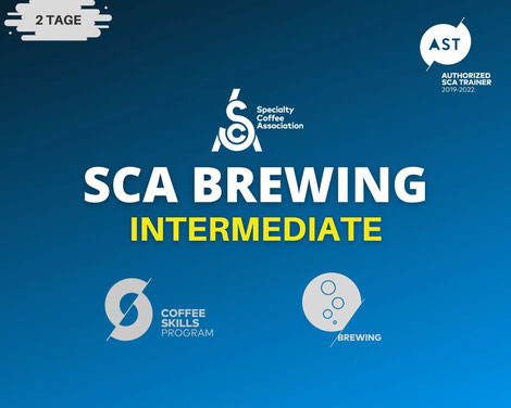SCA Brewing Intermediate Ausbildung