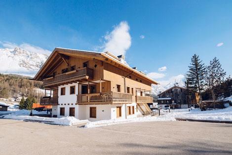 Appartamento in affitto Zuel, Cortina d'Ampezzo