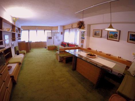 Open space centrale in affitto Cortina d'Ampezzo