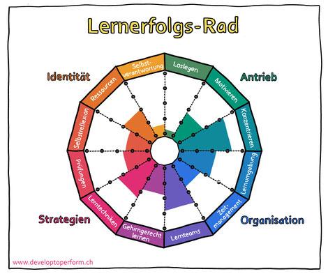 Lerncoaching - Lernerfolgs-Rad