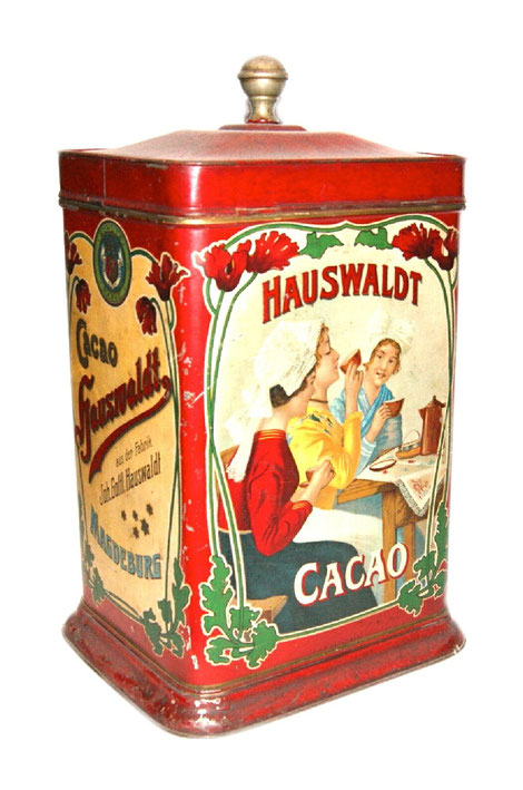 Hauswald Cacao Container Magdeburg