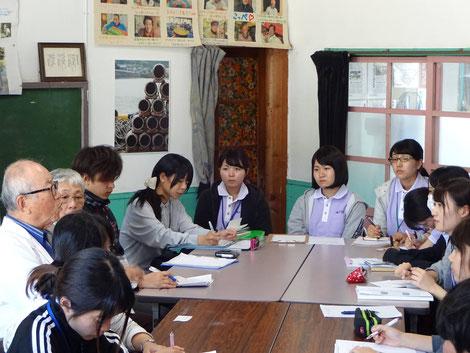 北木島まちづくり協議会会長へのヒアリング