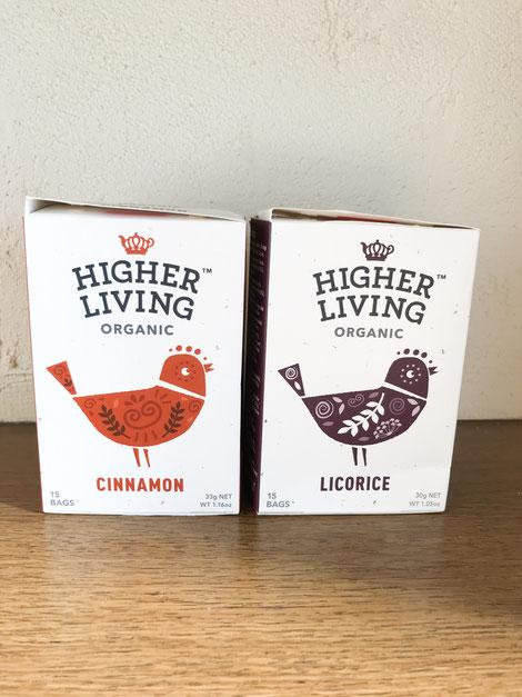 リコリス(スペイン甘草)のオーガニック紅茶