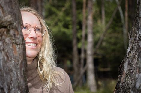 Camilla Harfmann - Moosgruene Natur - Natur- und Erlebnispaedagogin - Salzburg/Oberoesterreich