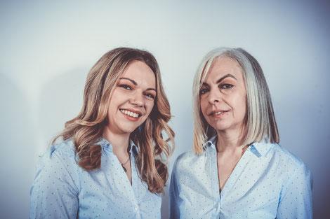 Madeleine & Charlotte Schaible