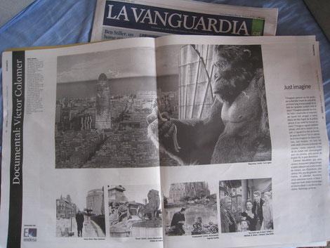 La Vanguardia Cultura/s 25-12-2014