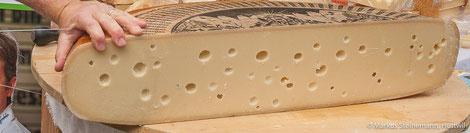 Schweizerische käsemarkt Huttwil