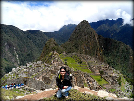 Made it to Machu Picchu on November 20, 2011! Checked off one more item on my bucket list :) It was a surreal and incredible feeling being there. It is a huge place! Took us more than 3 hours to go through the key places in this ancient city.