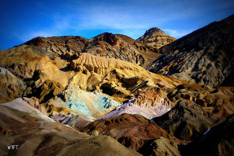 © Winifred. The spectacular Artist's Palette, Death Valley National Park, CA.
