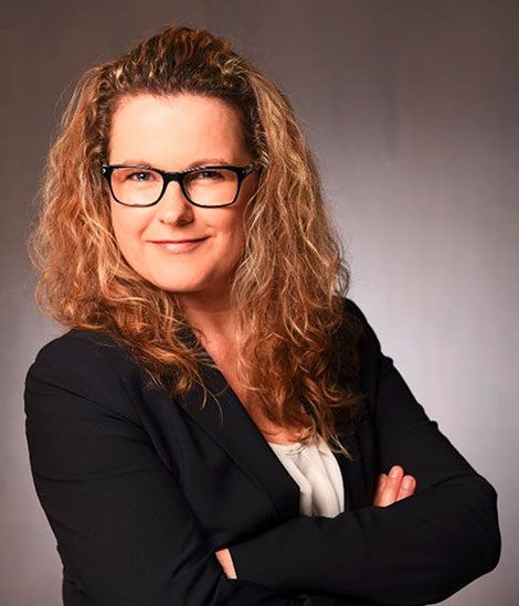 Janine Riedel - Projektleitung