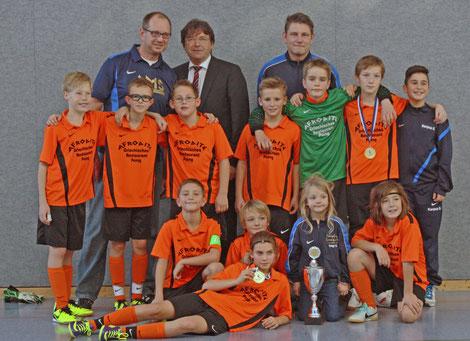 Ebersberger Hallenkreis-Meister 2013