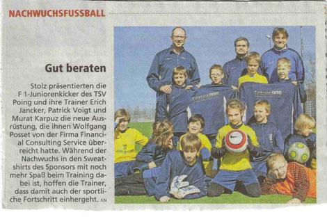Presseartikel vom 12.04.2012