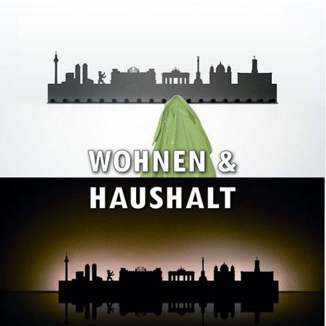 Städtegarderoben und Stadtlichter  vile Motive - Berlin Spandau