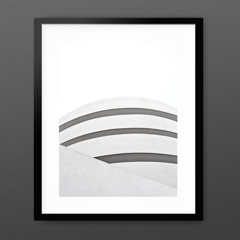 Photographic Art Print 'White' by PASiNGA