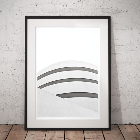 Photographic Art Print 'White' by PASiNGA