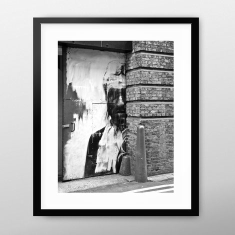 Photographic Art Print 'Door Portrait'by PASiNGA