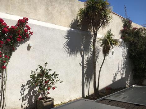 Eclairage LED terrasse et cuisine d'été