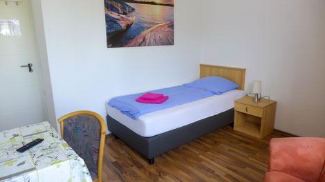 Monteurzimmer Geseke Wichburgastraße 2
