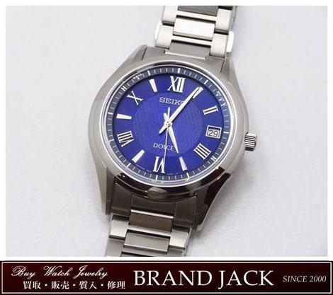 仙台|セイコー ドルチェ&エクセリーヌ メンズ時計 SADZ197を高額買取