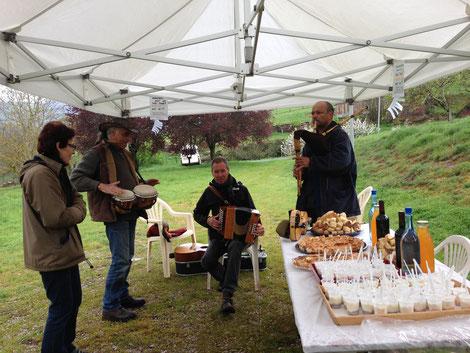 Kitch a Claou au hameau du Ran (Halte gourmande)