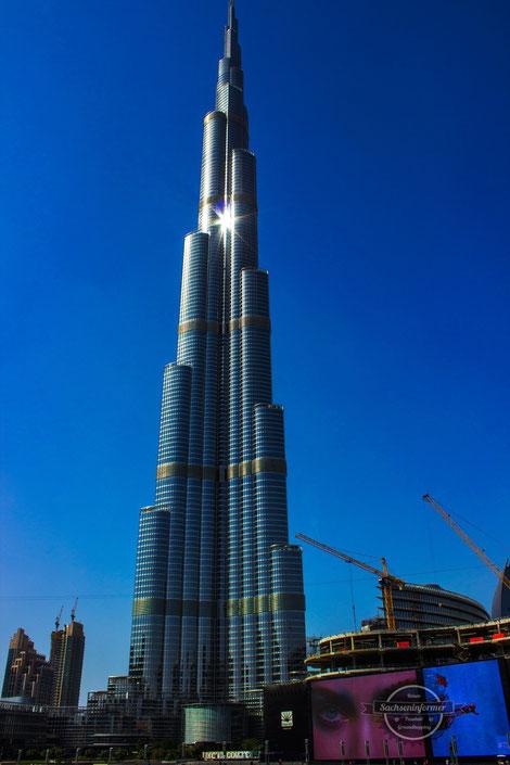 Burj Khalifa Dubai Downtown