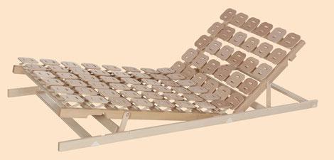 Bild: Relax 3000 mit Sitz- und Fußhochstellung
