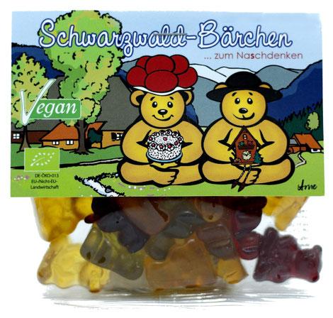 Schwarzwald-Bärchen (mindsweets)