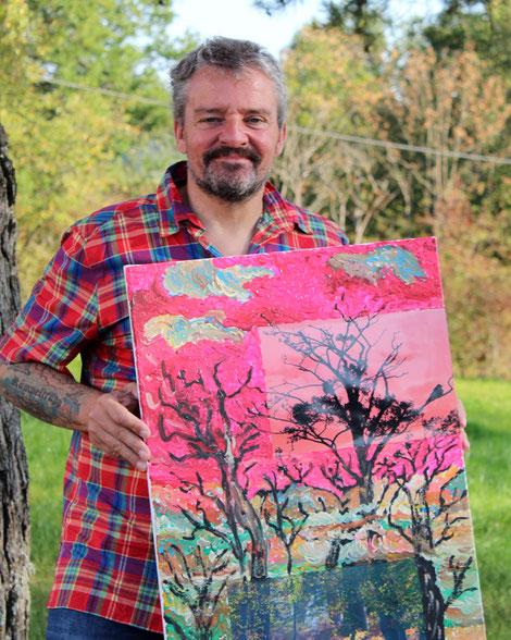 Künstler und Gemälde