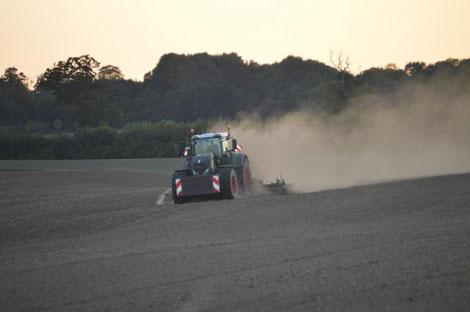 Pestizid Abdrift