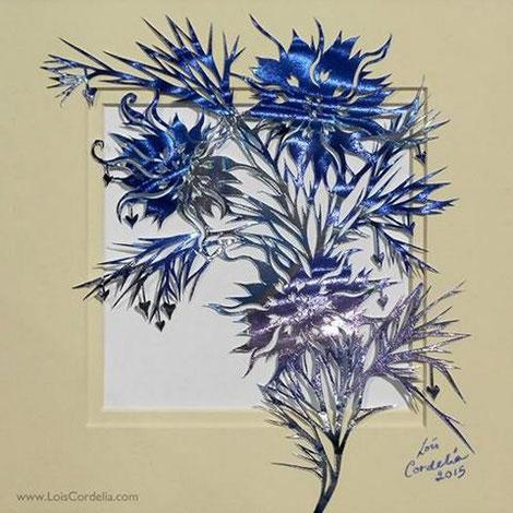 (c) Skalpellschnitt Lois Cordelia Bulow-Osborne