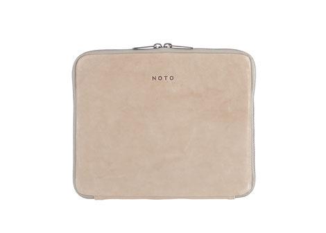 iPad Sleeve Noto Hiro Clay