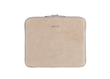 iPad Sleeve Noto Hiro Clay