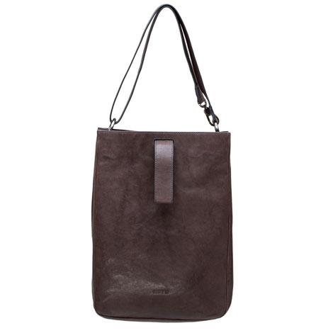 Handbag Noto Hina Ebony