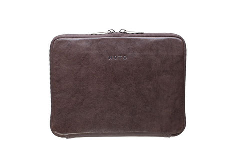 iPad Sleeve Noto Momo Ebony