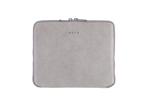iPad Sleeve Noto Hiro Ash