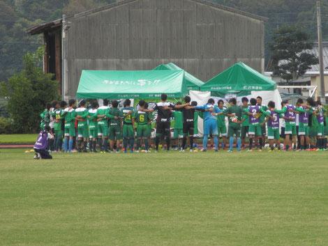 2014/10/12 Jユースカップ vs川崎フロンターレU-18