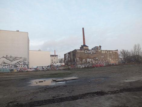 Bewertung eines Fensterrechts, Berlin-Mitte
