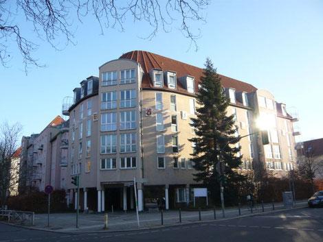 bebautes Erbbaurechtsgrundstück, Berlin-Friedenau