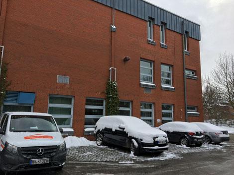 Entschädigungswert Ortsvermittlungsstelle, Hamburg