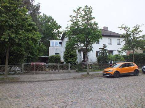 Doppelhaushalte, Oranienburg