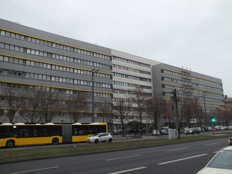 Bürogebäude, Berlin-Mitte