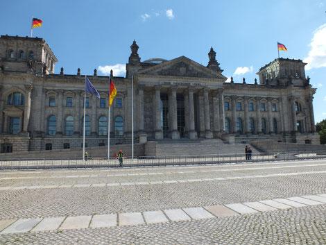 Platz der Republik, Berlin-Tiergarten